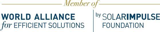 Solar impulse foundation logo